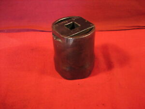 Vintage Blue Point 3 4 Drive Specialty Large 2 9 16 Hub Nut Socket