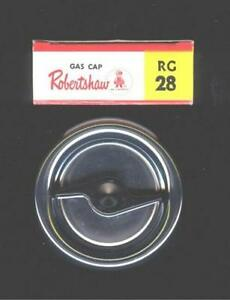 64 65 66 Amc Rambler American New Chrome Gas Fuel Cap except Wagons Vintage