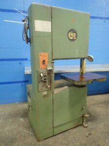 Grob Ns24 Vertical Bandsaw 24 X 12 28 X 24 Table 04191930010