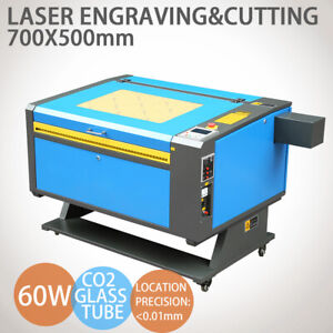 60w Co2 Laser Engraver Cutter Engraving Cutting Machine Emergency Stop Button