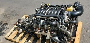 2009 Pontiac G8 L76 Ls2 Engine With Six Speed Auto Transmission 108k