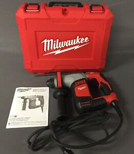 Milwaukee 5 8 Corded Rotary Hammer Drill 5263 21 a