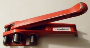 Cordstrap Heavy Duty Tensioner Tool For Plastic Strap And Cord Strapping