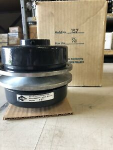 Hi lo Manufacturing Variable Speed Pulley Model Dcv 157 Bore 7 8in