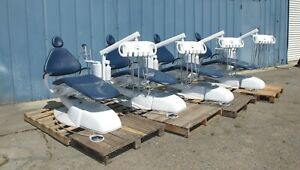 Lot Of 4 Kavo Environment Dental Chair Delivery System Assistant Arm Package