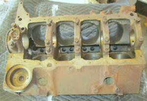 1969 Chevy 4 Bolt Main Block 3970010 I 26 9 Camaro Chevelle Corvette 302 327 350