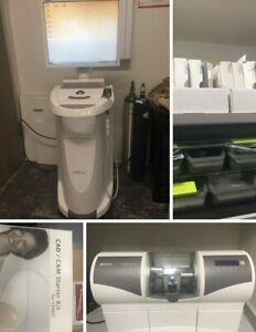 Sirona Cerec Ac 2012 Omnicam Dental Scanner W Mc Xl Mill Starter Kit