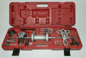 Mac Tools Ps999a 5lb 9 Way Heavy Duty Slide Hammer Puller Tool Kit Set