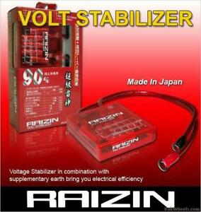 Raizin Red 90 Max Jdm Universal Voltage Stabilizer Japan Connects To Battery