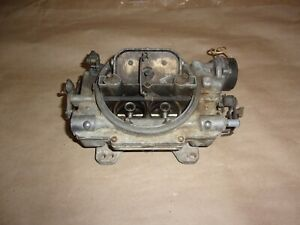 750 Cfm Carter Carburetor