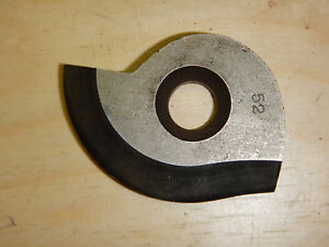 Metal Lathe Threading Tool Blade 52 Machinist Tooling