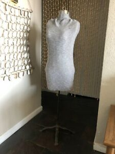 Vintage Usa Jc Penneys Size A Adjustable Sewing Mannequin Dress Form Cage Style