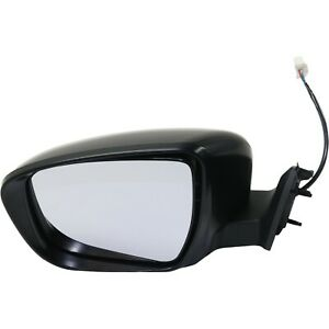 New Mirror Driver Left Side Lh Hand For Nissan Rogue Ni1320267 963029tb0a pfm