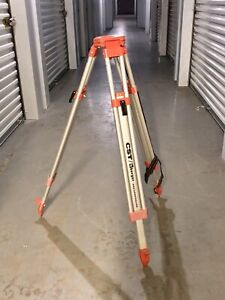 Berger Aluminum Surveyors Tripod For Transit Survey Instruments