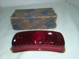 1940 Buick Tail Light Lens Nos Right Roadmaster Limited Nu B230
