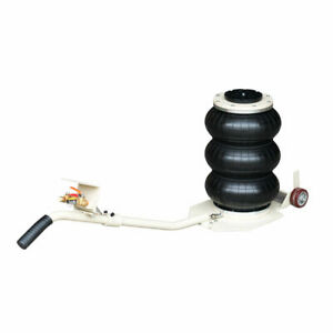 A 3 Ton 6600 Lbs Triple Bag Air Jack W Extended Handle Free Shipping