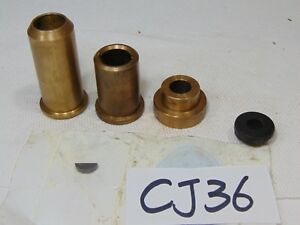 Vintage Ford Model T A Replcament Parts Bushings Brass 19 27 Starter Key