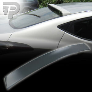 Unpainted 10 15 Md For Hyundai Elantra Rear Wing Oe Type Roof Spoiler