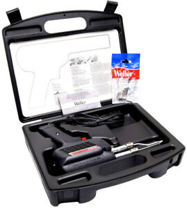 Electric Soldering Gun Iron Welding Solder Weller Kit Adjustable Temperature New