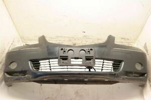 Gray Front Bumper With Fog Lamp Excluding A Spec 3s2 Fits 05 08 Acura Rl Oem