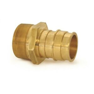 1bag 10 Fittings Propex X 1 Npt Male Adapter Uponor Style wirsbo