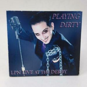 Playing Dirty Lee Press On amp; the Nails CD Live at the Derby Hollywood 2000 $24.99