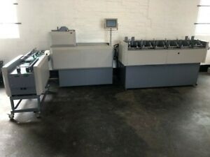 Kas 465 Envelope Inserter Mailing Machine Direct Mail