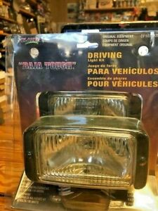 Baja Tough Rectangular Driving Light Kit New In Pack