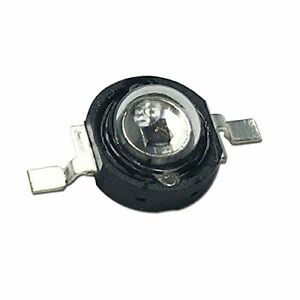 100pcs 1w 3w 60 Degree Infrared Ir High Power Led 940nm For Night Vision Camera