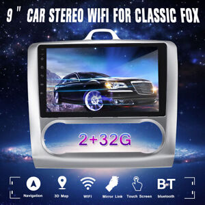 9 Android 8 0 Car Radio Stereo 2g 32g Gps Wifi Navigation For Fox Classic