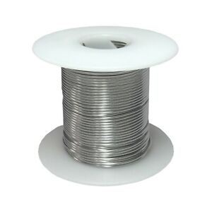 18 Awg Gauge Stainless Steel 316l Wire 100 Length 0 0403 Diameter
