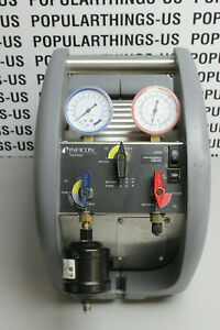 Inficon Vortex Refrigerant Recovery Machine 708 202 g1 Free Shipping