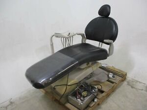 Adec Performer 8000 Dental Chair W Delivery For Operatory Exams G692438