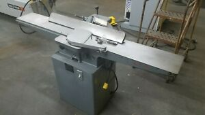 Rockwell Professional 8 Wood Working Jointer Mod 37 315