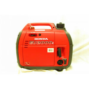 Honda Eu2000i Portable Inverter Generator pickup In Store Only Coon Rapids Mn