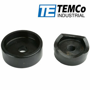 Temco 2 1 2 Conduit Punch And Die For Hydraulic Knock Out Driver M20x1 5mm