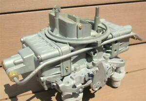 1967 Shelby Gt 350 Mustang Holley Carburetor List 3259 1 S2ms 9510 a Dated 6a4