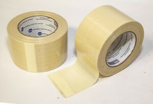 Ipg 788 Fiberglass Filament Reinforced Strapping Packaging Tape 3 X 60y 2 Rolls