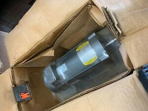 Baldor Dc 1 Hp 90v Motor New In Box Perfect For Lathe Or Drill Press