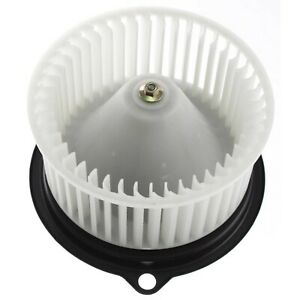 Blower Motor For 90 93 Acura Integra 88 91 Honda Prelude W Blower Wheel