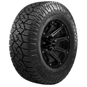 4 lt285 65r20 Nitto Exo Grappler 127 124q E 10 Ply Bsw Tires