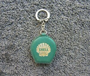 Shell Vintage Car Classic Leather Key Chain Germa Auto Accessory Bmw Mercedes Vw