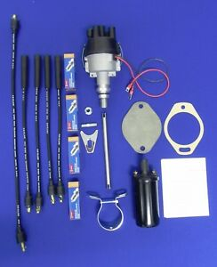 F163 Electronic Ignition Upgrade Kit Fits Lincoln Welder Sa200 Blackface