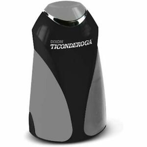 Ticonderoga Personal Electric Pencil Sharpener Vertical Black And Gray Plus