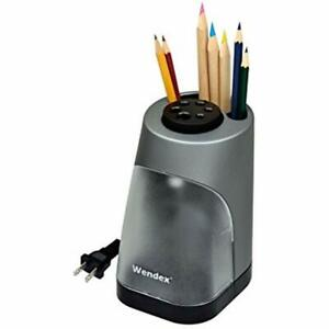 6 hole Heavy duty Vertical Electric Pencil Sharpener For School Office And Home