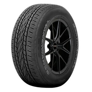 4 P235 70r16 Continental Cross Contact Lx20 Eco Plus 106t B 4 Ply Owl Tires