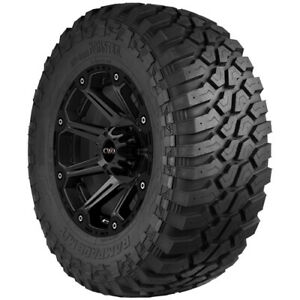 4 33x12 50r20 Off Road Monster Rampage M T 114q E 10 Ply Tires