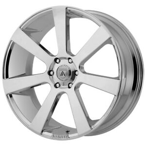 Asanti Abl 15 Apollo 26x10 5x4 75 15mm Chrome Wheel Rim 26 Inch
