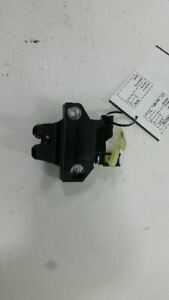 2010 Toyota Corolla Trunk Latch