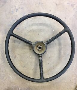 1956 1957 Ford F100 Steering Wheel Pickup Truck F 100 Vintage